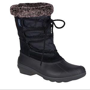 NWOB Sperry Women's Syren Strait Boots